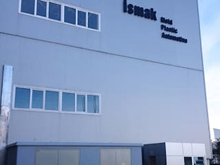 İstanbul Makina - Tuzla Aktif Mimarlık Endüstriyel