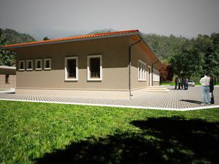 Günpınar Köy Konağı Endüstriyel Evler Aktif Mimarlık Endüstriyel