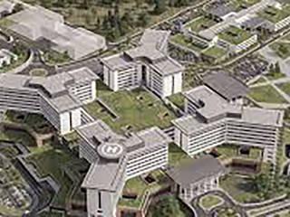 Adana Şehir Hastanesi Endüstriyel Hastaneler Aktif Mimarlık Endüstriyel