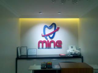 Mine Ağız ve Diş Sağlığı Polikliniği Endüstriyel Klinikler Aktif Mimarlık Endüstriyel