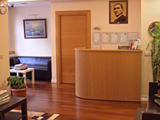Özel Kocaelli Ağız ve Diş Sağlığı Polikliniği Endüstriyel Klinikler Aktif Mimarlık Endüstriyel