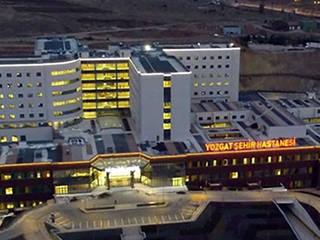 Yozgat Şehir Hastanesi Endüstriyel Hastaneler Aktif Mimarlık Endüstriyel