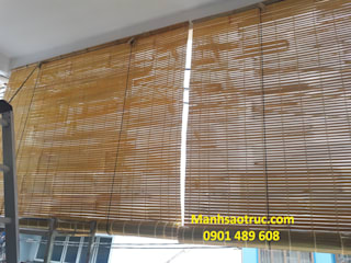 :   by New blinds