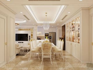 ICON INTERIOR Salle à manger classique