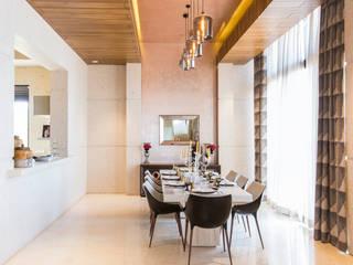 Kalpataru Amoda, Khandala Classic style dining room by Prachi Damle Photography Classic