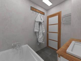 Bathroom by lux.Plus, Minimalist
