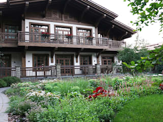 Rustieke tuinen van ARCADIA GARDEN Landscape Studio Rustiek & Brocante