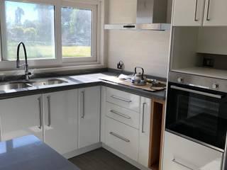 Diseño de Cocina, baños, loggia y closet en Osorno de Quo Design - Diseño de muebles a medida - Puerto Montt Moderno