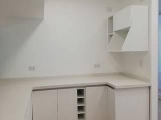 Diseño de Kichenette y Oficinas en Lenca de Quo Design - Diseño de muebles a medida - Puerto Montt Moderno