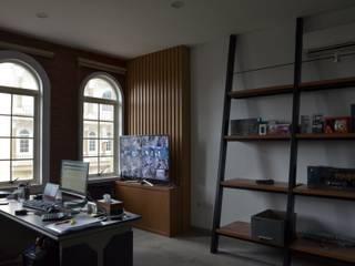 Godric Store:  Ruang Kerja by Atelier Ara
