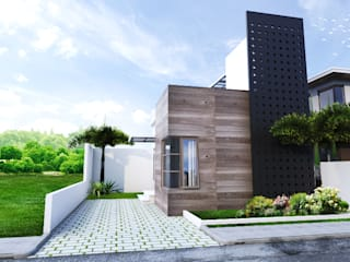 Box House Oleh Papan Architect
