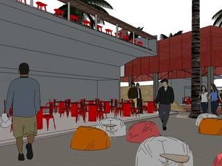 La La La:  Bar & Klub  by Atelier Ara