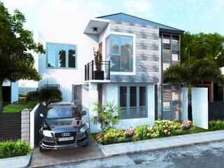 Rumah Bapak Ibrahim Oleh Papan Architect