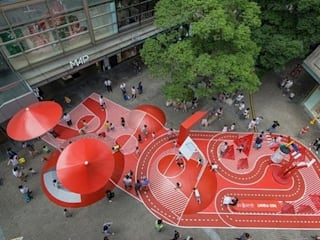 Entornos Terapéuticos Centros Educativos Balcones y terrazas de estilo moderno de Simbiotia Moderno