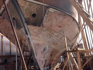 Donkişot Ahşap Dünyası – Özel Tekne Tasarımı:  tarz Yat & Jetler