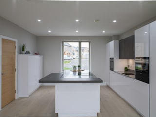 Killinghall Development, Plot 1:  Kitchen by Kreativ Kitchens