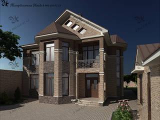 Жилой дом в г. Каспийск от Темирболатова Наида