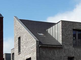 21 woningen Lindenkruis Fase 2 + 3, Maastricht:  Eengezinswoning door Verheij Architecten