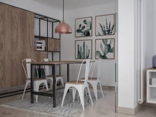 Santoro Design Render 餐廳