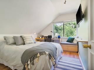 Small bedroom by Klover, Scandinavian