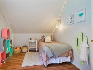 Dormitorio Infantil Mixto de Klover Escandinavo