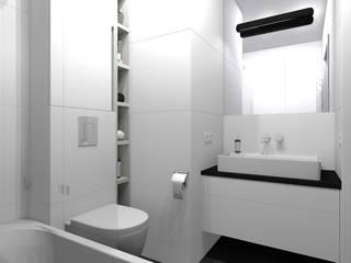 Małe mieszkanie: styl , w kategorii  zaprojektowany przez We-ska design