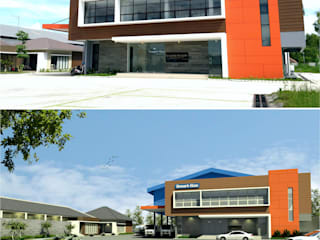 Smartgas:   by Crea architect