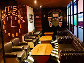 BEERTALES dehradun by Studio Interiors Infra Height Pvt Ltd