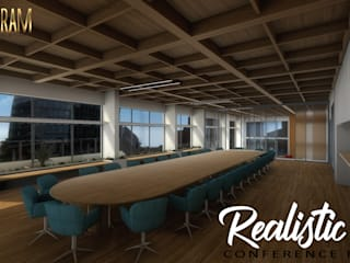 Yantram Architectural Design Studioが手掛けたオフィススペース&店