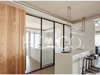 Bếp nhỏ theo 光合作用設計有限公司, Hiện đại