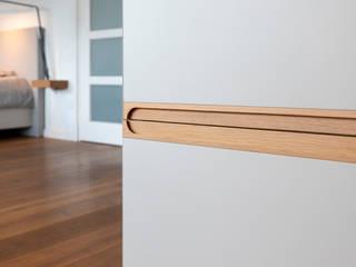 Maatmeubilair Master bedroom: modern  door De Nieuwe Context, Modern