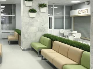 Озеленение больницы от Планета Флористики Классический