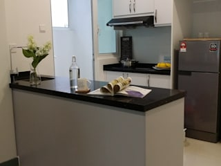 Property Styling for Investor YL Modernize Home Enterprise Kitchen