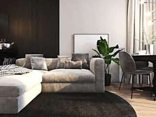 Modern living room by Ambience. Interior Design Modern