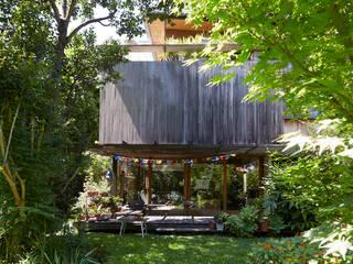 Casas de madera de estilo  por STICOTTI