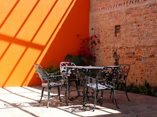 REMODELACION HOTEL TIERRA SOÑADA: Hoteles de estilo  por PENS Arquitectos