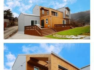 공간제작소(주) Prefabricated home