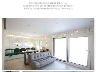 공간제작소(주) Living room OSB White