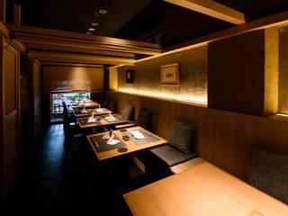 東京デザインパーティー|照明デザイン 特注照明器具 Asiatische Gastronomie