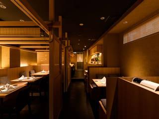 東京デザインパーティー|照明デザイン 特注照明器具 Asian style gastronomy