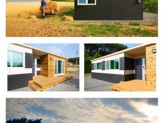 공간제작소(주) Classic style houses
