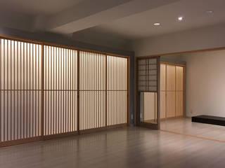 東京デザインパーティー|照明デザイン 特注照明器具 Asian style living room