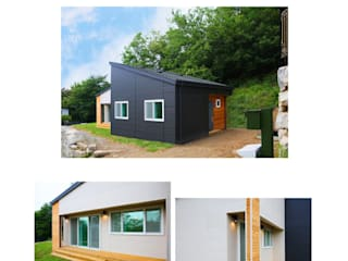 Classic style houses by 공간제작소(주) Classic