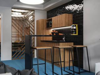 Офисные помещения в . Автор – Дизайн интерьера Киев tishchenko.com.ua