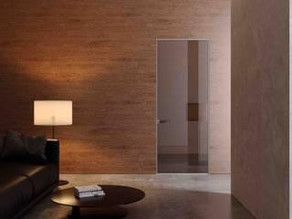 Rimadesio Moon deur kamerhoog en kozijnloos:  Deuren door Noctum, Modern