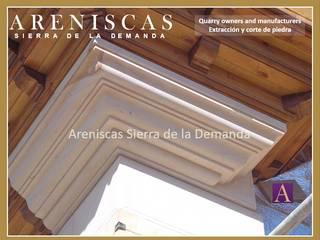 Hotel Klasik Oleh Areniscas Sierra de la Demanda - ◉ - SIERRA Buff Sandstone quarries in Spain Klasik