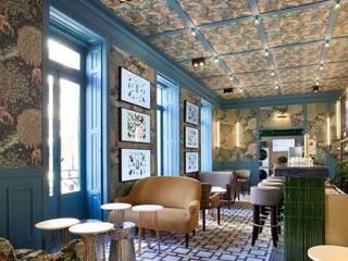 Bars & clubs by Guille Garcia-Hoz, interiorismo y reformas en Madrid