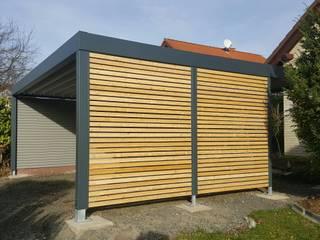 Carport-Schmiede GmbH & Co. KG - Hersteller für Metallcarports und Stahlcarports auf Maß Carport