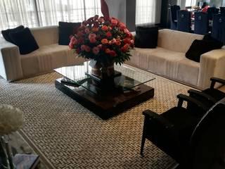 Salon moderne par Texturas Design Moderne