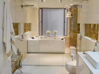 Salle de bain moderne par Texturas Design Moderne